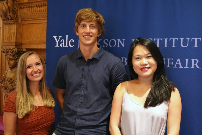 Five Jackson students named Kerry Fellows Thumbnail