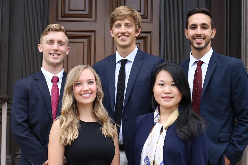 Five Jackson students named Kerry Fellows Thumbnail