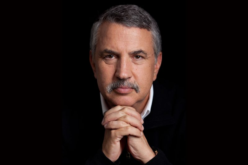 Tom Friedman to visit Yale for Kerry Conversation Oct. 8 Thumbnail