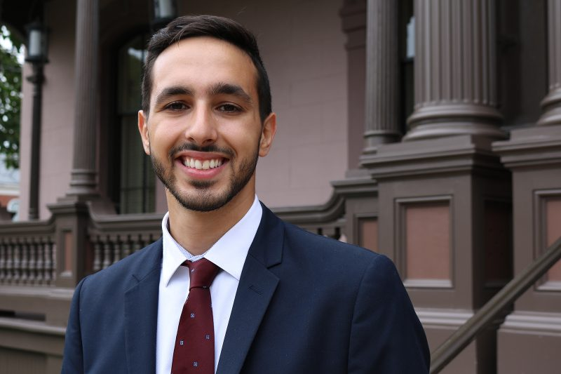 Global Affairs major wins Rhodes Scholarship Thumbnail