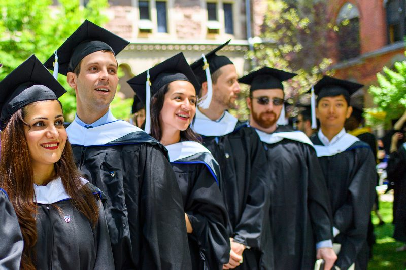Yale to hold Commencement Exercises May 20 Thumbnail