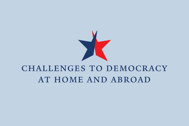 Kerry Initiative conference to address challenges to democracy Thumbnail