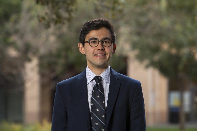 Jackson alumnus Charles Stone named Knight-Hennessy Scholar Thumbnail