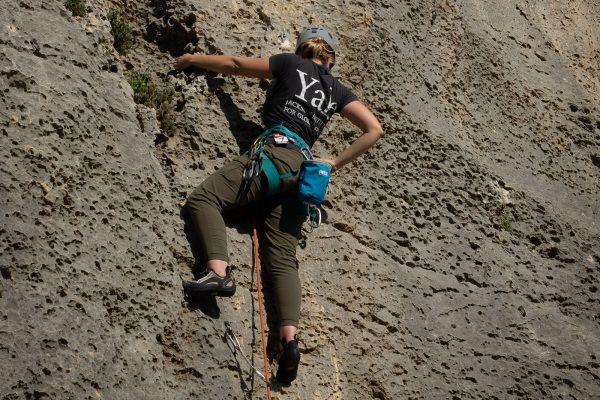 Climb on! Examining the impact, potential of rock climbing