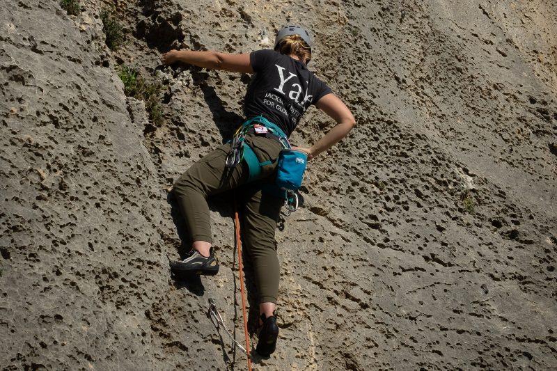 Climb on! Examining the impact, potential of rock climbing Thumbnail