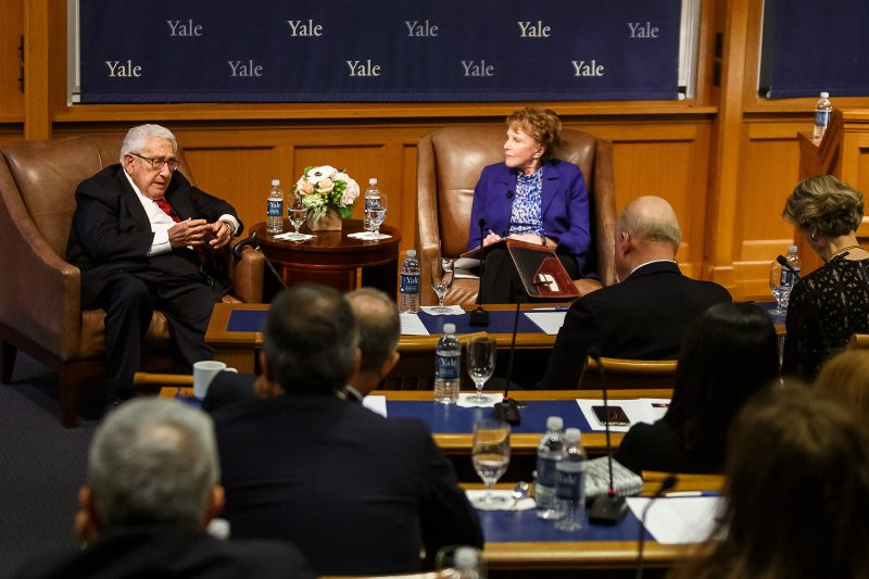 Kissinger conference addresses future of international state system Thumbnail