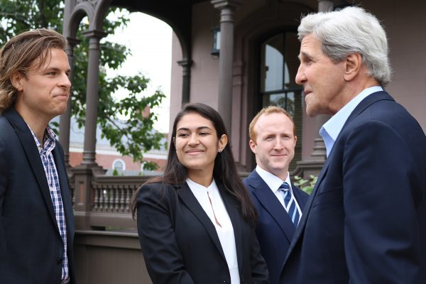 Apply to be a 2019-2020 Kerry Fellow
