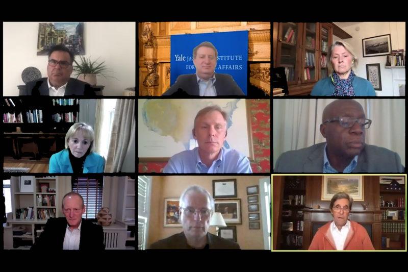 Six former U.S. ambassadors weigh in on crisis diplomacy Thumbnail
