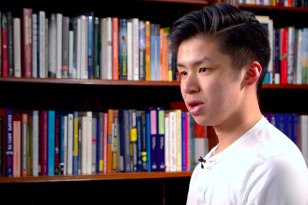 Daniel Zhao | Intro Thumbnail