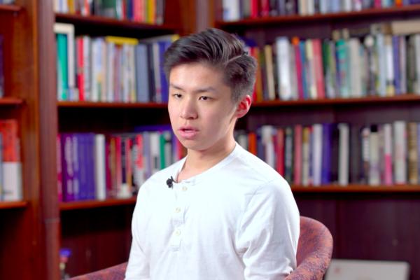 Daniel Zhao | Jackson community Thumbnail