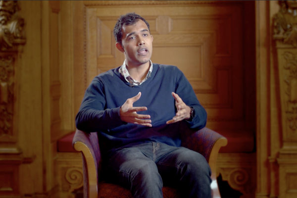 Anirudh Krishnan | Intro Thumbnail