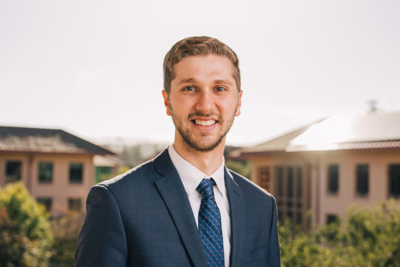 Jude Alawa '19 named Knight-Hennessy Scholar Thumbnail