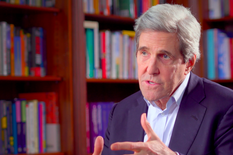 Sec. John Kerry | Building the Jackson School of Global Affairs
