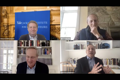 May 13, 2020 | Prospects for Recovery in the World Economy Thumbnail