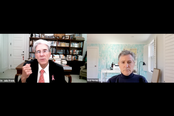 Event recording | Global Health Studies Speaker Series with Dr. Julio Frenk Thumbnail