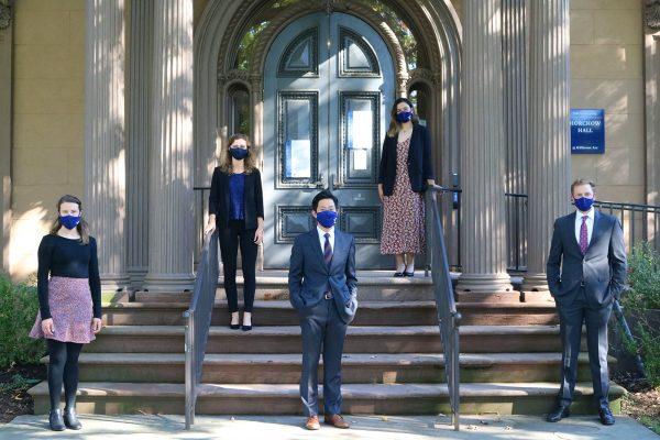 Five Jackson students named Kerry Fellows