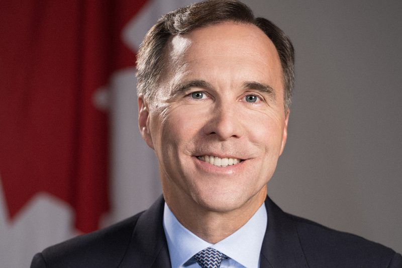 Bill Morneau appointed Senior Fellow Thumbnail