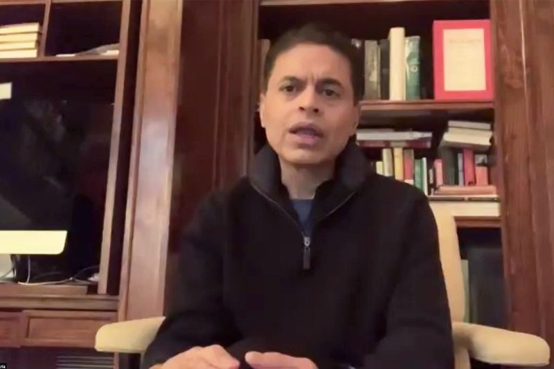 Journalist Fareed Zakaria shares lessons for post-pandemic world Thumbnail