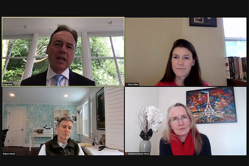Global Health Speaker Series Image