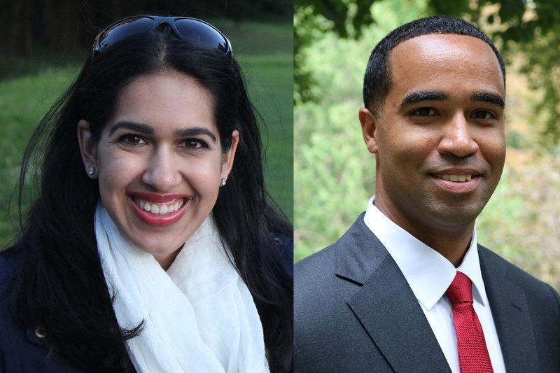Two Jackson alumni selected as Aspen Rising Leaders Thumbnail
