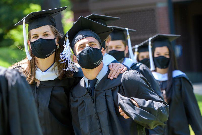 Jackson celebrates Class of 2021 graduates Thumbnail