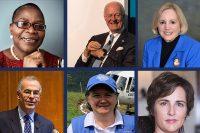 Six new Senior Fellows join Jackson