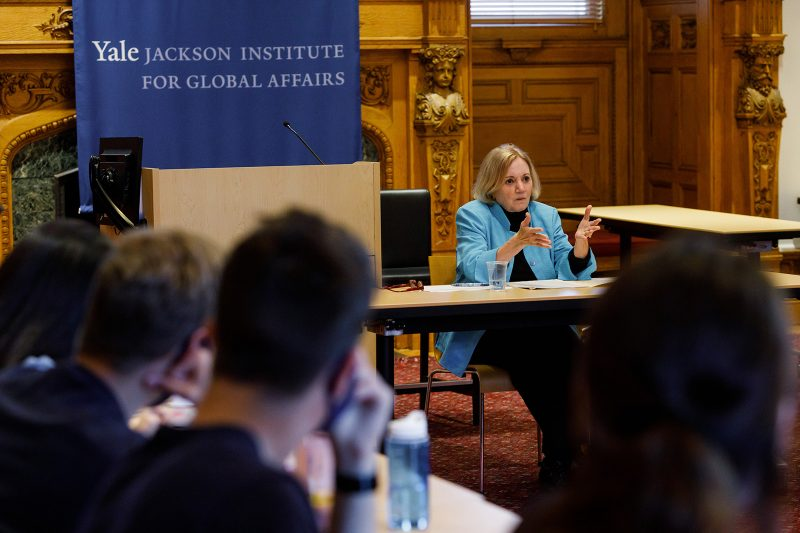 New Jackson course to analyze U.S. involvement in Afghanistan Thumbnail