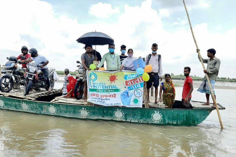 80,000+ Vaccinated in Rural Bihar through Vaccination Drive Thumbnail